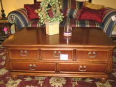 the woodboro lift-top coffee table from ashley furniture homestore