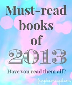 The best books of 2013, did you read them all?