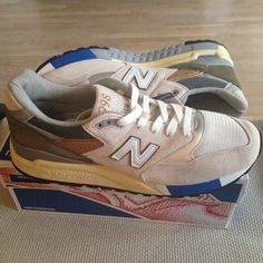 Concepts x NB M998TN2 C-Note