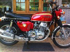 Honda CB 750 Four Motorcycles Honda 750, Honda Bikes, Vintage Bikes, Vintage Motorcycles, Honda Motorcycles, Cars And Motorcycles, Honda Motorbikes, Honda Motors, Motorcycle Manufacturers