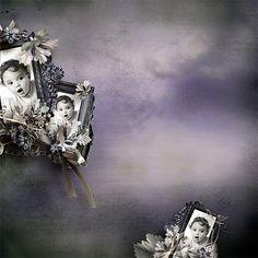 Between light and despair by Manue Designs @ My Scrap Art Digital, RAK for Priss design