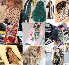 Online Shop 2015 New Fashion autumn -summer ice silk Scarf women winter warm Tassel Scarf Wrap Shawl scarves Lovers 20 styles|Aliexpress Mobile