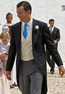 chaleco para chaque - Buscar con Google Morning Coat, Morning Suits, Morning Dress, Wedding Suits, Wedding Attire, Jacket Style, Suit Jacket, Blue Ties, Gentleman
