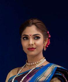 Bridal Makeup, Wedding Makeup, Nose Jewels, Bengali Wedding, Indian Beauty, Chokers, Face, Sexy, Beautiful