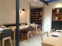Saturne: japanese touch (2e arr) http://loveparisloveparis.wordpress.com/2014/02/25/saturne-paris-restaurant-review-paris-restaurant-guide/
