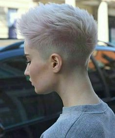 #hairstyle #shorthairstyle #womenhairatyle #tomboy
