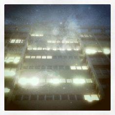 Foggy University by John Taylor