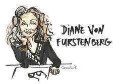 DVF DIANE VON FURSTENBERG, The 20 Best Quotes by Fashion Moguls — Nobody is Ugly