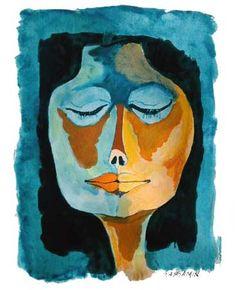 NowSoLA: Thrift Art Gallery - Oswaldo Guayasamin