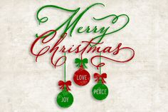 """Digital Design """"Merry Christmas"""" Instant Download- Includes svg, png, jpeg, dxf, & eps formats. by Thyme4K on Etsy"""