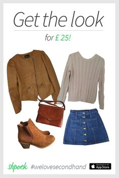 a244cdd950304b 20 Best Shpock - Get the look images | Boots for sale, App store ...