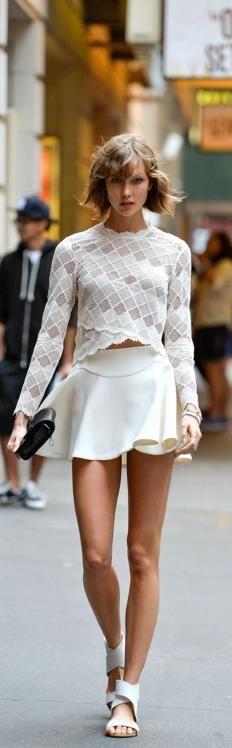 Fabulous Street Style Summer Dress