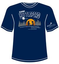 Girl Scout Camp Kettleford T-shirt