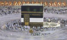 Mecca, Saudi Arabia | Mecca, Saudi Arabia: Muslim pilgrims perform Tawaaf, the circling of ...