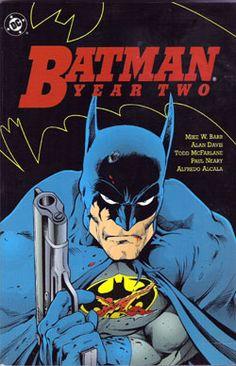 Batman Year Two.