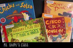 Celebrating Cinco de Mayo picture books