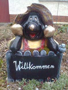 Willkommensfigur-gefunden in Mücke-Sellnrod 10.03.2013