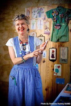 Nel mondo di Pimpinella: Julie Arkell - artista folk
