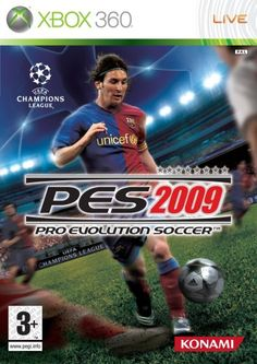Pro Evolution Soccer 2009 Game for the Sony Playstation 2 Buy Now from Fully Retro! Xbox 360 Pro, Xbox 360 Games, Phone Games, Playstation 2, Champions League, Fifa, Xbox One, Pro Evolution Soccer 2017, Wwe Game