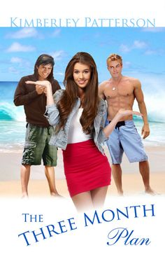 20/01/17 The Three Month Plan by Kimberley Patterson Genre: YA, Teen Romance Kelly Callahan had everything going for her. Everything that is, except for a relationship. It wasn't for the lack of tr…