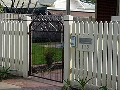 heritage fence - Google Search