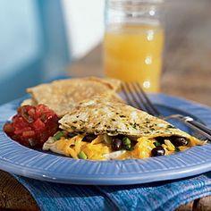 Southwestern Omelet | CookingLight.com