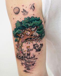 30 Simple Yet Striking Tattoos That You'll Want On Your Skin 30 tatouages simples mais saisissants que vous voudrez sur votre peau Pretty Tattoos, Unique Tattoos, Beautiful Tattoos, Small Tattoos, Tattoos For Guys, Tattoos For Women, Beautiful Drawings, Bild Tattoos, Body Art Tattoos