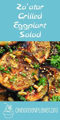 ... Grilled Eggplant on Pinterest | Eggplants, Grilling and Eggplant Salad