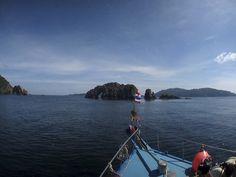 Stewart Rocks  Mergui Archipelago Burma  #burma #Burma Diving #Burma Islands #scuba diving
