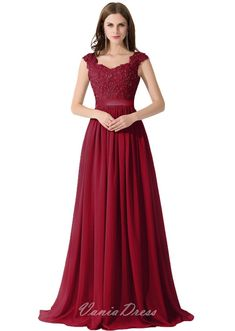 e10b0f2724 On Sale Appealing Lace Bridesmaid Dress A-line Chiffon Lace Evening Gowns  Prom Dresses Bridesmaid Dresses