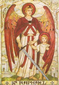 St. Raphael the Archangel & St. Tobias