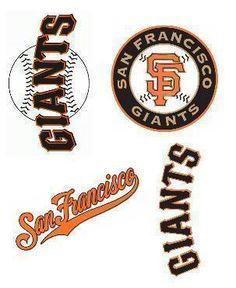 San Francisco Giants pumpkin stencil Things to Make