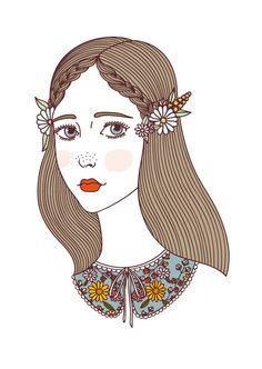 Andrea Barja, ilustradora chilena