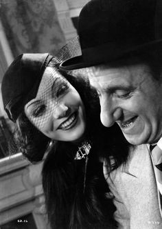 Lupe Velez and Jimmy DuranteStrictly Dynamite | 1934