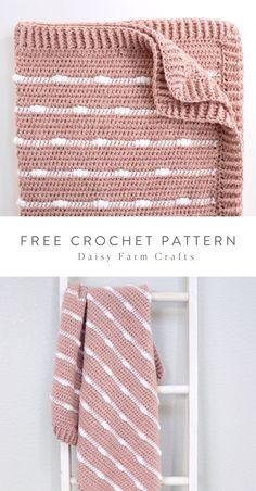 Hey it's Hannah, I'm working on a new baby blanket this week using some Yarn Bee Alpaca Twist I found… Crochet Afghans, Crochet Kids Hats, Crochet Girls, Afghan Crochet Patterns, Crochet Stitches, Knit Crochet, Modern Crochet Patterns, Hat Patterns, Crochet Blankets