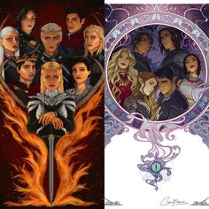Throne of glass mains & a court of thorns and roses mains Throne Of Glass Fanart, Throne Of Glass Books, Throne Of Glass Series, A Court Of Wings And Ruin, A Court Of Mist And Fury, Feyre And Rhysand, Crown Of Midnight, Empire Of Storms, Sarah J Maas Books