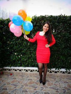 thechicmode Outfit  dress primark shoes  marypaz   Invierno 2013. Cómo vestirse y combinar según thechicmode el 24-12-2013