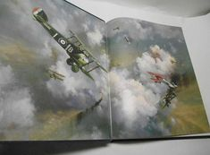 Vintage 1980 Time Life Books Epic of Flight Knights of the Air #timelife #timelifebooks #epicofflight #steampunk #illustrated #textbook #history #ww2 #fighterplane #planes #airplanes #military #wartime #etsy #etsyseller #etsyshop #giftideas #vintage #retro