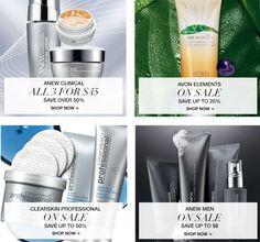 Avon Skin Care steals and deals
