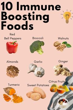 Healthy Diet Recipes, Healthy Foods To Eat, Healthy Life, Foods That Heal, Healthy Eating Facts, Food For Immune System, Immune System Boosters, Boost Immune System, Holistic Nutrition