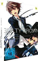 Guilty Crown - Box Vol. 1 [2 DVDs]