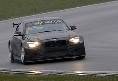 First pics: WSR BMW 125i testing at Brands Hatch [updated] - TouringCarTimes