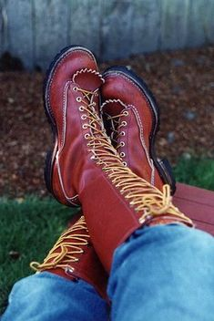 Just Boots Logger Boots, Combat Boots, Shoes, Fashion, Moda, Zapatos, Shoes Outlet, Fashion Styles, Shoe