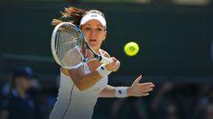 WTA w Stanford: Agnieszka Radwańska ma niespodziewany problem z plecami