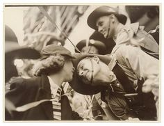 Farewell, n.d., by Sam Hood by State Library of New South Wales collection, via Flickr