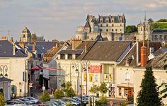 #amboise, #loirevalley, #france Amboise (Val de Loire) Sfârșit de vară la Amboise