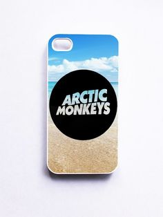 Artic Monkeys Bright Summer Logo Phone Cases For iPhone, Samsung, Sony | Feeiva