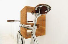 monoqui.com   #Fahrrad #Fahrradregal #Design