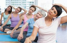 The Best Stretches For People 50+ 8 ways to open up your body's muscles and increase blood flow