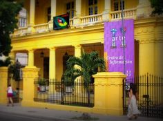 Inagurada en 2009 por los presidentes Raúl Castro (Cuba), Daniel Ortega (Nicaragua) y Hugo Chávez (Venezuela), esta institución forma parte de una red de centros destinados a enriquecer el intercambio y la vida social y cultural de los países miembros del ALBA (Alternativa Bolivariana para los Pueblos de América).